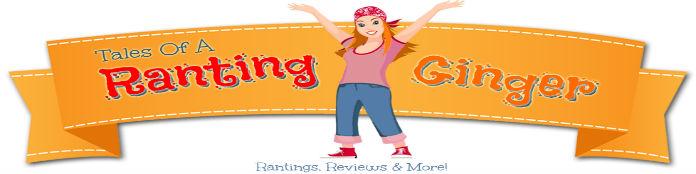 Ranting Ginger logo