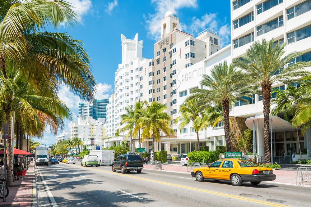 Miami roads
